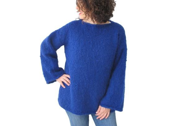 Wool Sweater, Casual Sweater, Street Fashion, Basic Wool Sweater, Oversized Sweater, Wool Jumper, Plus Size Sweater, Plus Size Fashion