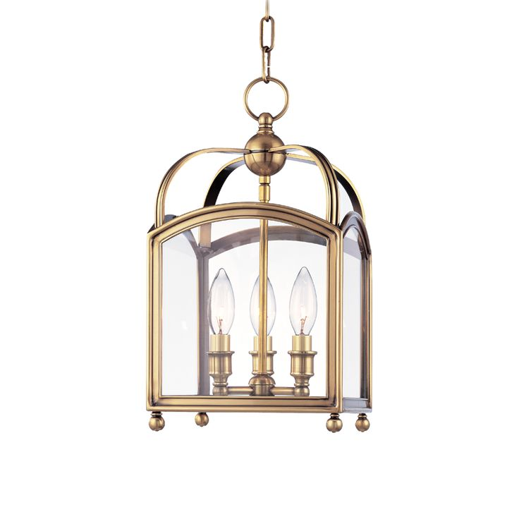 Buy Millbrook 3 Light Pendant by Hudson Valley Lighting - Made-to-Order designer Pendants from Dering Hall's collection of Traditional Lighting.