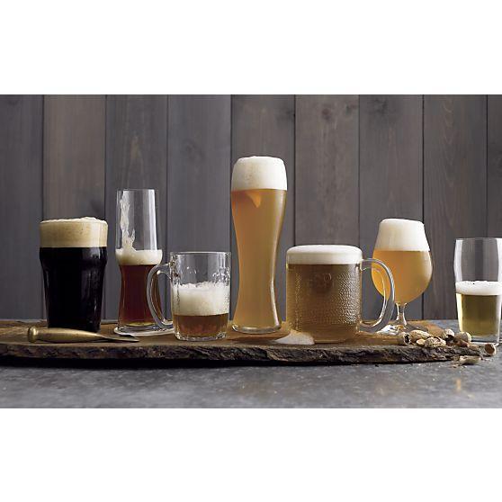 Pint Tumbler, Craft Beer Glass, Cask Beer Mug, Wheat Beer Glass, Ittala Krouvi Beer Mug, Stemmed Pilsner, Blonde Beer Glass