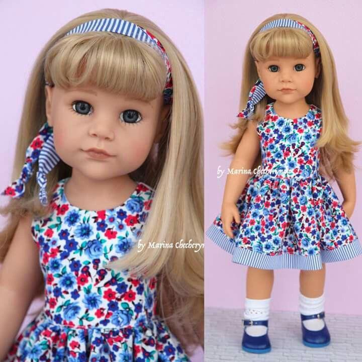 Épinglé par Carole Turman sur American Doll   Pinterest   poupées Gotz 2a2b9e5fded