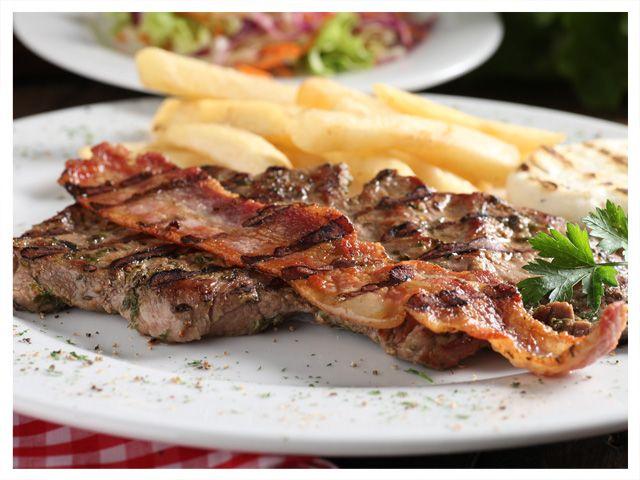 Disfruta de este delicioso Baby Beef a la cena.