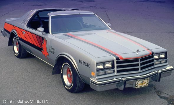 1976 Buick Century V6 Indy 500 Pace Car