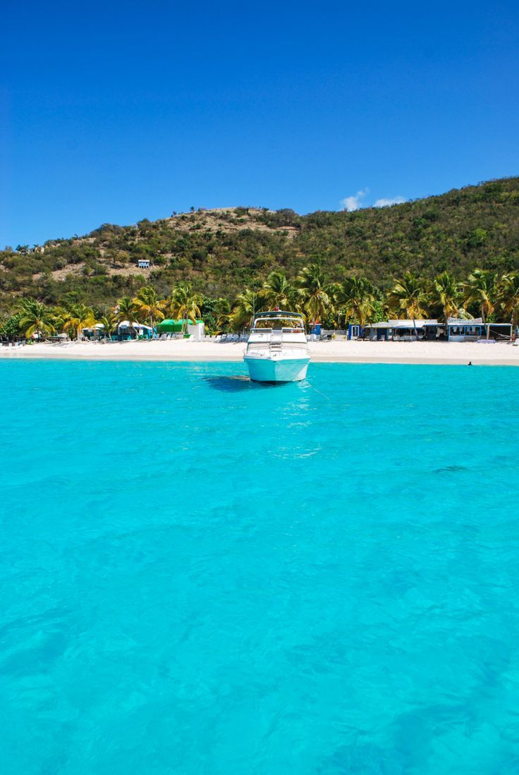 The Everygirl's Travel Guide: 9 Things To Do in the British Virgin Islands | The Everygirl