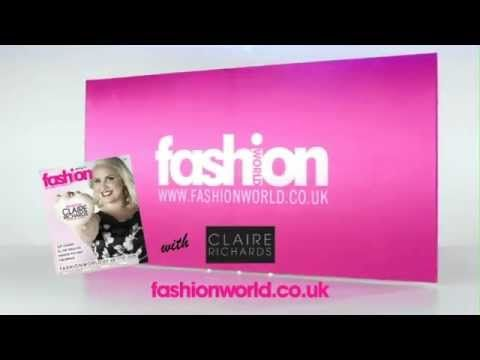 Fashion World Spring/Summer 2013 TV Advert - YouTube