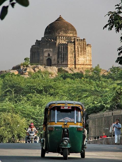 Delhi, once was the kingdom of the Pandavas, Hasinapura (Mahabharata)