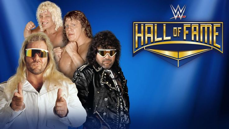 WWE Announces Hall Of Fame Inductors For The Fabulous Freebirds