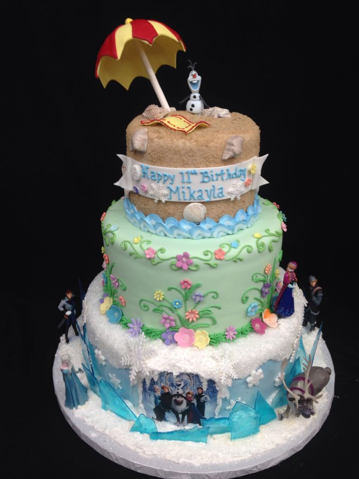 Frozen cake | cake cake cake | Pinterest | Frozen cake ...