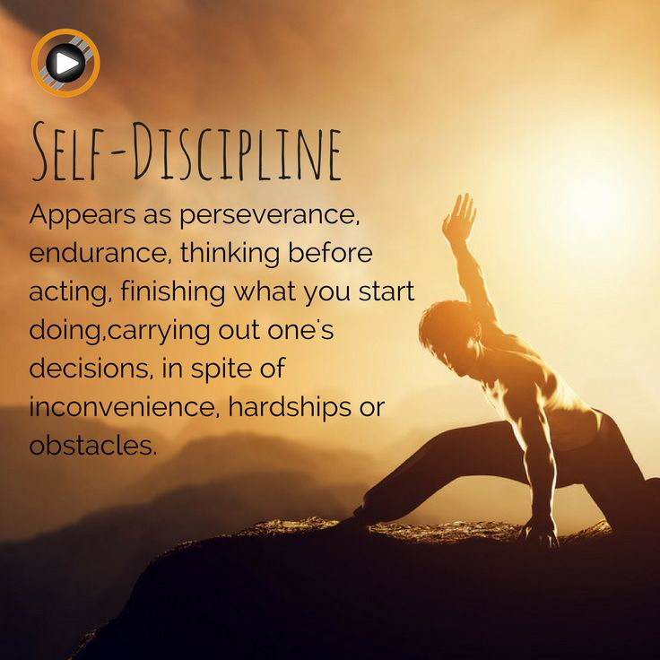 Do you have self-discipline? Is it a value you are reaching out for? #selfdiscipline #value #definition #inspiration