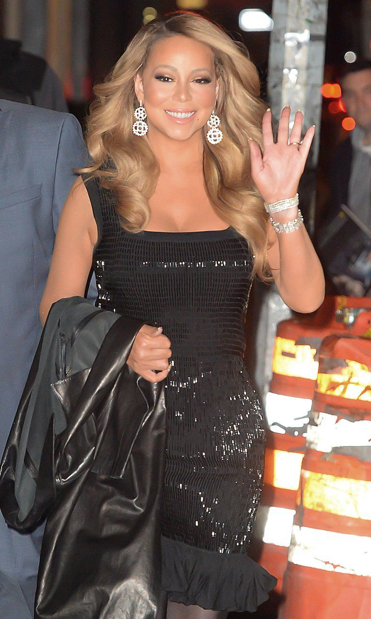 Mariah Carey's Looks Could Stop Traffic — and They Did