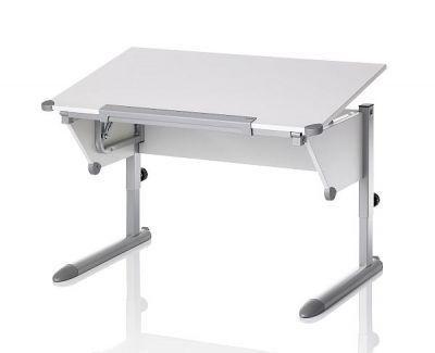Kettler Schreibtisch Cool Top II - Silber / Weiss