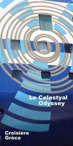 Le Celestyal Odyssey est à taille humaine (plus petit que nombre de gros paquebots de croisière). En quelques heures, on arrive à s'y repérer et ne plus s'y perdre. Sur ses 7 ponts passagers, on compte plus de 600 cabines intérieures et extérieures, mais aussi des bars, restaurants, une piscine, une salle de spectacle, une salle de gym, un salon de beauté, une boutique...