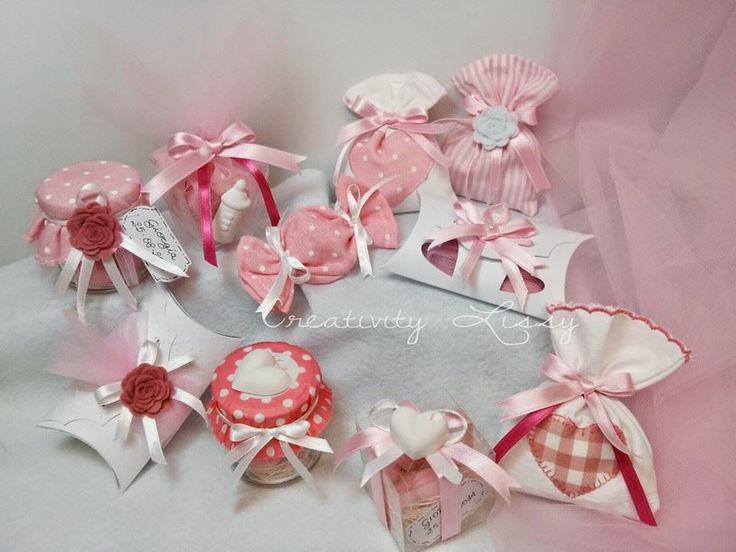 Conosciuto 132 best bomboniere nascita images on Pinterest | Lavender sachets  XR29