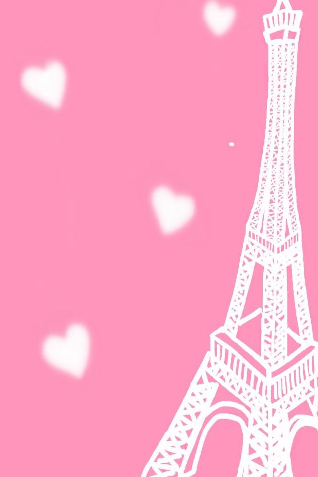 I Love Paris Wallpaper cartoon : 21 best images about Pattern/Background art on Pinterest iPhone backgrounds, iPhone wallpapers ...