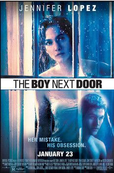 Jennifer Lopez leads the cast in The Boy Next Door, a psychological thriller that explores a forbidden attraction that goes much too far.