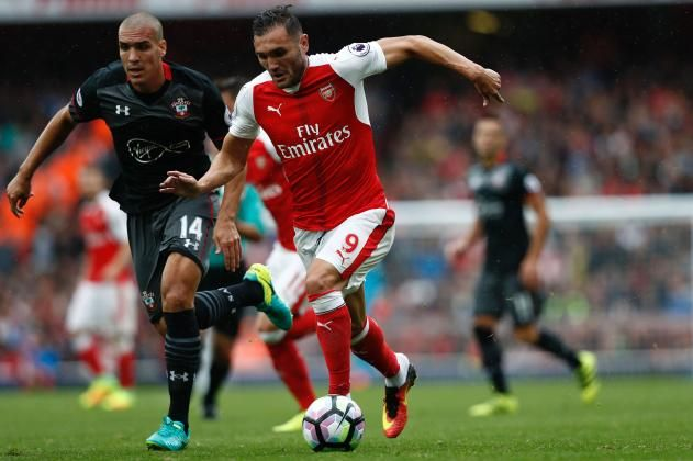 #rumors  Arsenal transfer report: £17m striker flop Lucas Perez to leave on loan in January?