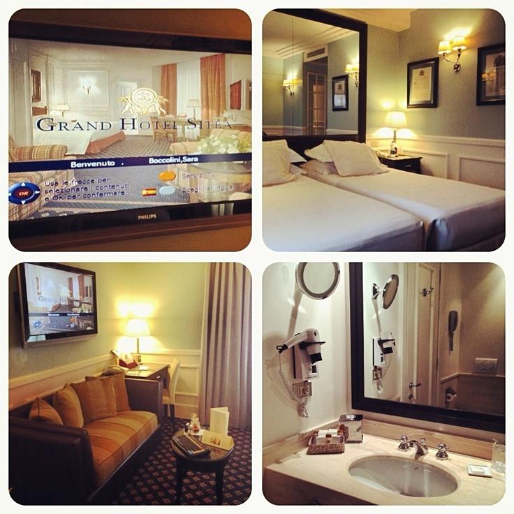 Grand Hotel Sitea A Torino
