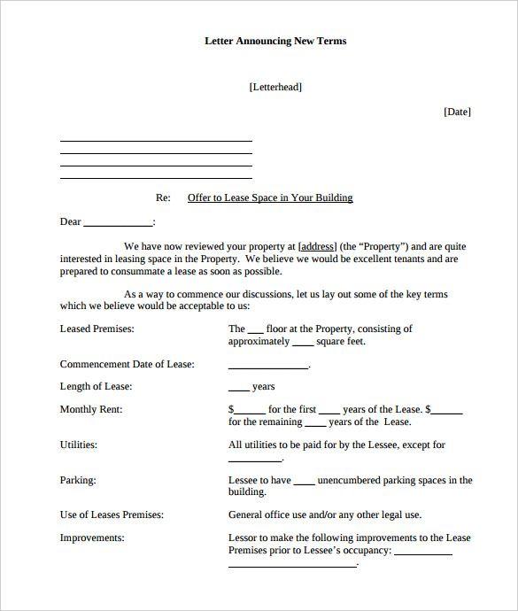 offer letter sample template resume builder free word pdf format amp premium