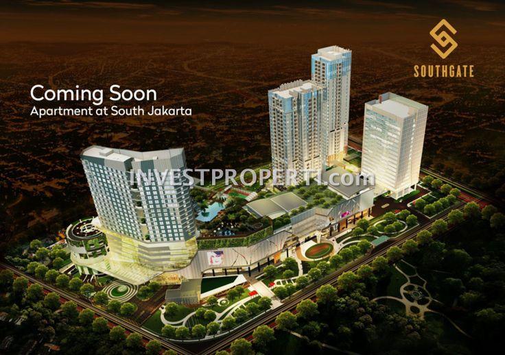 Southgate Jakarta Superblok #southgatesimatupang