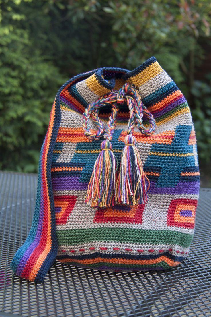Mochila look a like bag