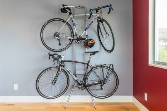 The Best Bike Racks For Small Homes And Apartments Best Bike