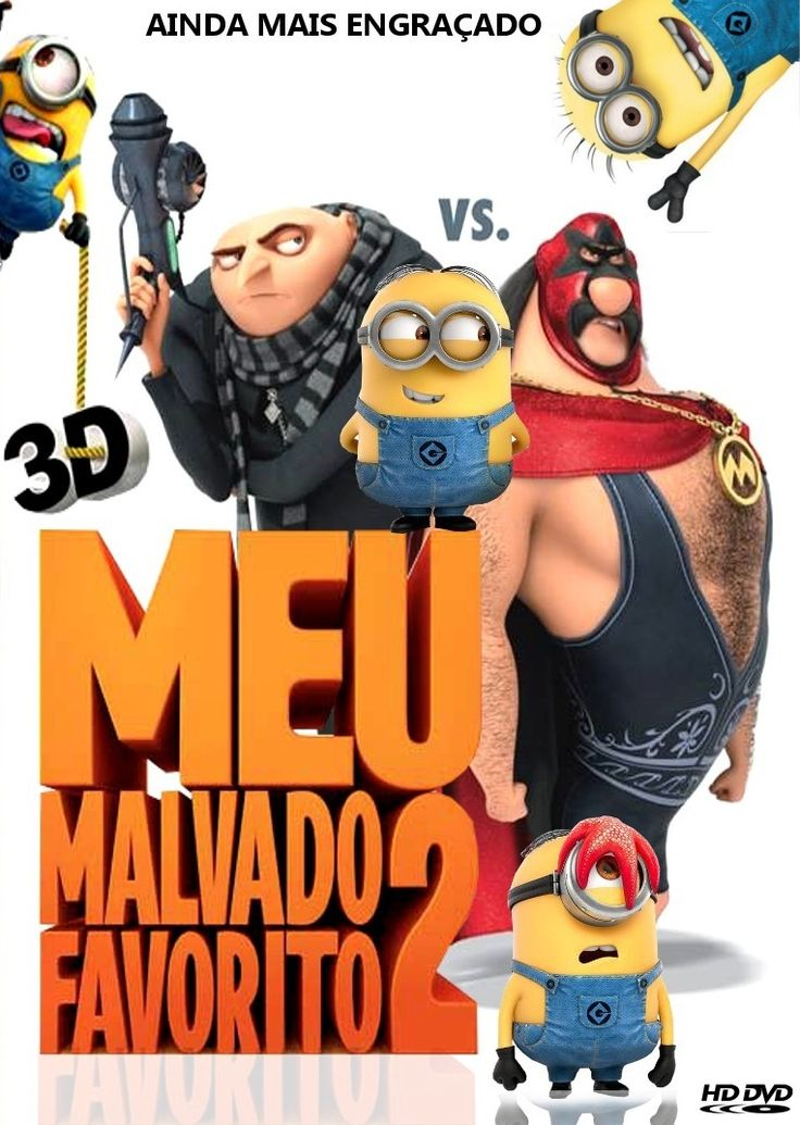 Download - Filme - Meu malvado favorito 2 (2013) D...