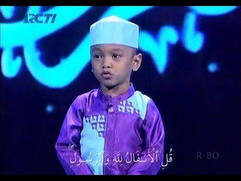 Hafidz Indonesia - musa QS. Al Anfal - Babak Musabaqah 7 Besar - Hafidz ...
