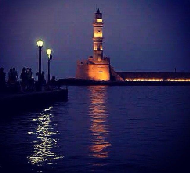 Old Harbour_Chania_Creta