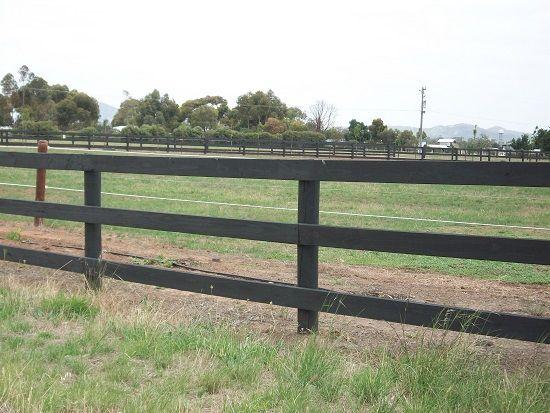 Horse Yards Warnambool - Fencing Victoria Pty Ltd