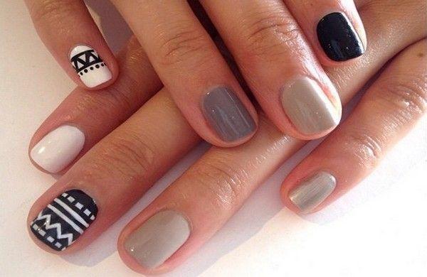 Neutral Nail Polish Colors For Dark Skin...
