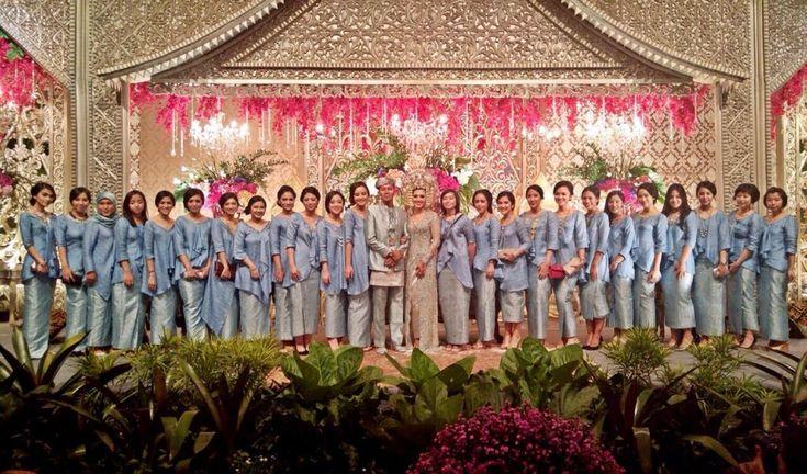 Pernikahan Adat Minang Vina dan Andro di Jakarta