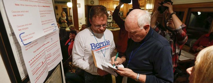 Iowa caucuses: What's happening right now