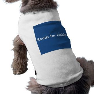 Reads for Kibble Doggie T-Shirt