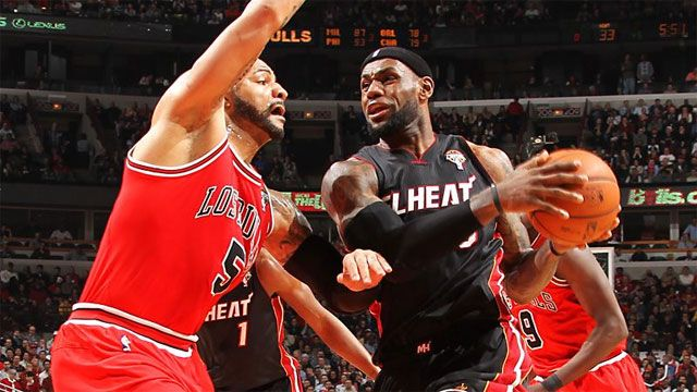 Miami Heat vs Chicago Bulls Live Stream NBA ONline   Miami Heat vs Chicago Bulls Live Stream NBA ONline on April 7-2016  The Chicago Bulls (39-39) are 2.5 games behind the eighth and final spot in the Eastern Conference heading into Thursday's meeting with the Miami Heat (45-32) who are also trying to make a run late in the Southeast Division title.  The Heat is listed as favorite five-point consensus on sports betting odds supervised by the shark.  With only four games remaining in the…