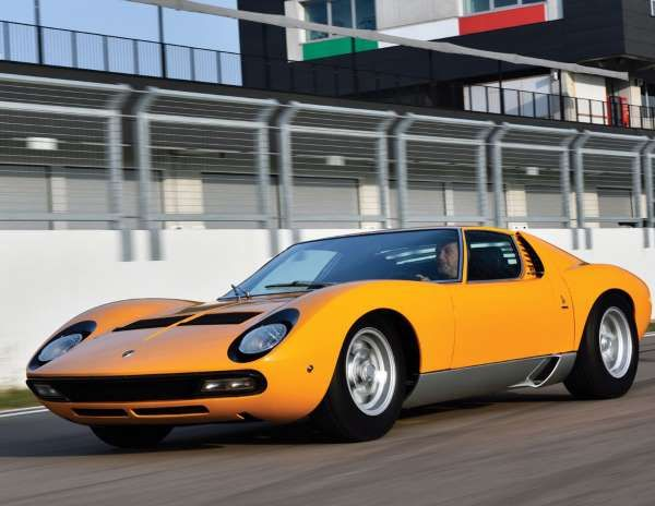 Meanwhile, this 1972 SV sold at the RM Sotheby's New York sale in 2015 for $2,420,000. Proof, if pro... - Tim Scott ©2015 Courtesy of RM Sotheby's
