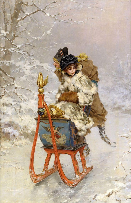 Frederik Hendrik Kaemmerer (Dutch, 1839-1902). Обсуждение на LiveInternet - Российский Сервис Онлайн-Дневников