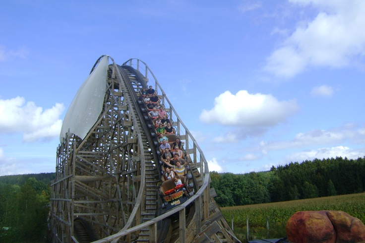 Germany. roller coaster