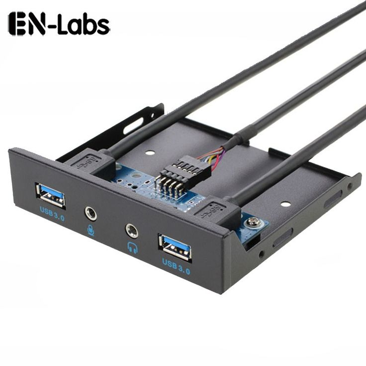 On sale US $14.99  En-Labs 2 Port  USB 3.0 Hub PC 3.5 Front Panel Audio Jack Microphone ,USB 20 pin Motherboard to Dual USB 3.0 Female Splitter  #EnLabs #Port #Front #Panel #Audio #Jack #Microphone #Motherboard #Dual #Female #Splitter  #BlackFriday