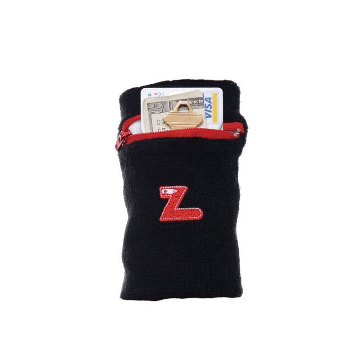 Zip It Gear Armband with a Zippered Pocket