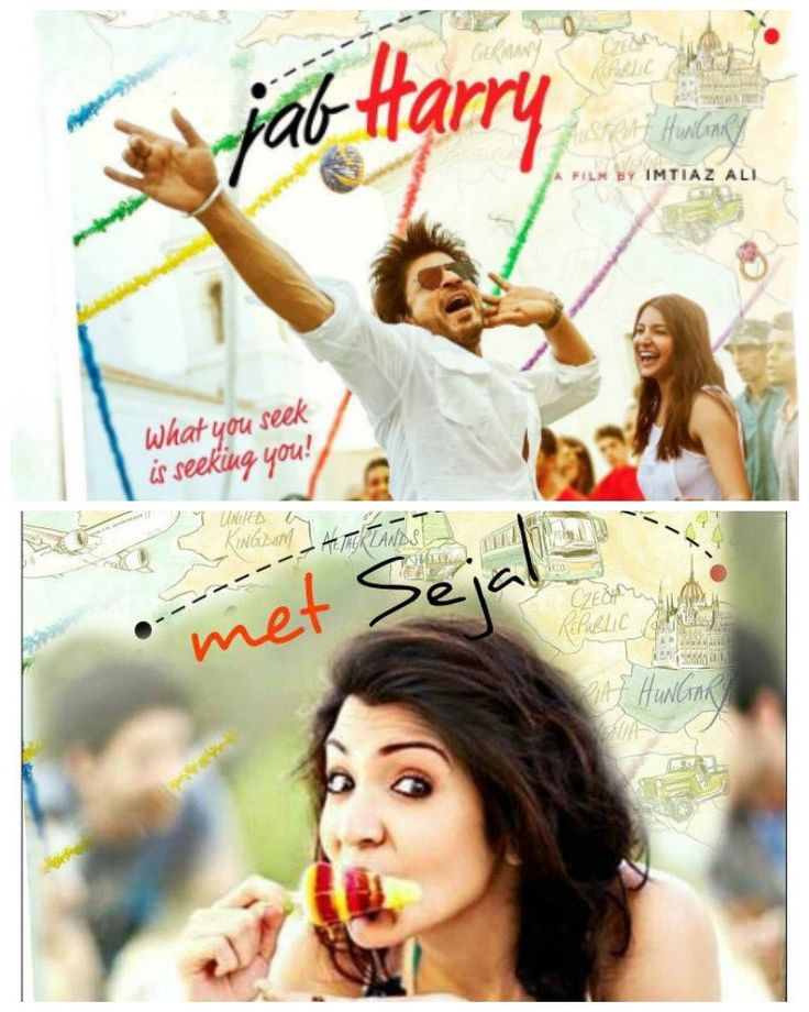 Yet to release, jab Harry met Sejal! Srk movies