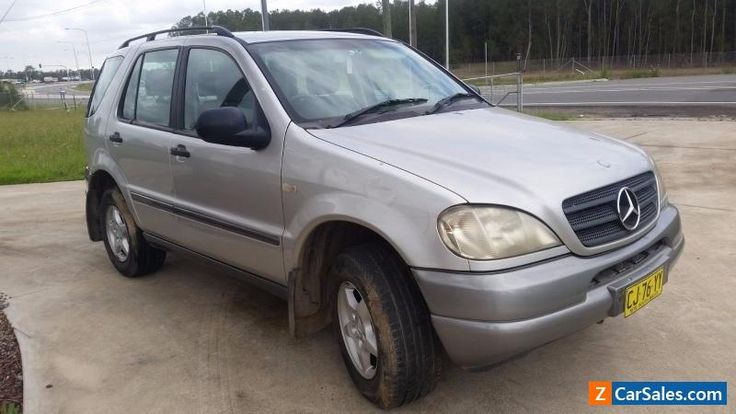 Mercedes ML270 Cdi 4WD Turbo Diesel SUV #mercedesbenz #k100 #forsale #australia