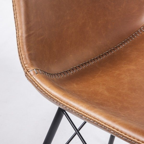 9 Best Leder Stühle   Leather Chairs Images On Pinterest | Leather Chairs,  Vintage Industrial And Retro Design