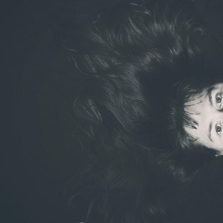Self Portrait- Floating Lisa Adams Photography