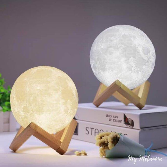 Moon Night Light Moon Lamp Gift 3d Moon Lamp Lunar Lamp Etsy Moon Light Lamp Lamp Led Night Light