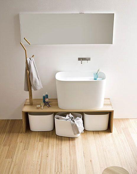 Oltre 25 fantastiche idee su interior design giapponese su - Bagno stile giapponese ...