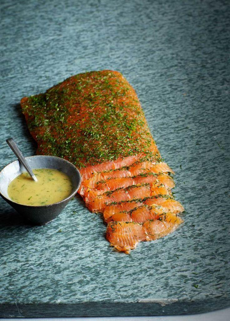 그라블락스는 스칸디나비아 반도의 전통 음식이다. 만들기는 생각보다 꽤 쉽다. © Lara Holmes