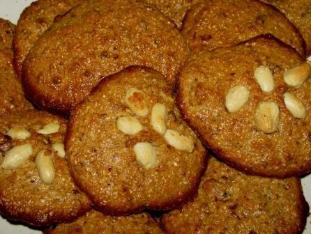 Овсяное печенье с бананом (без масла) рецепт с фото