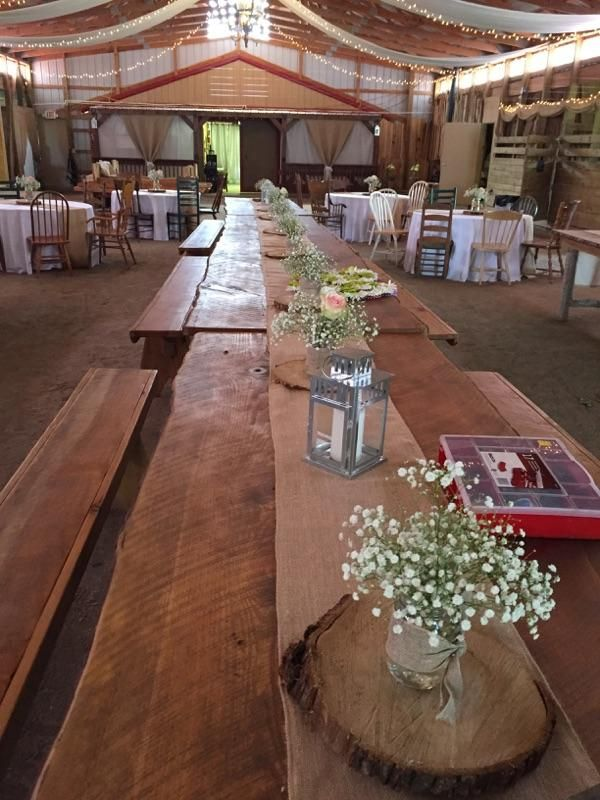 Stroud Wedding Table Scape