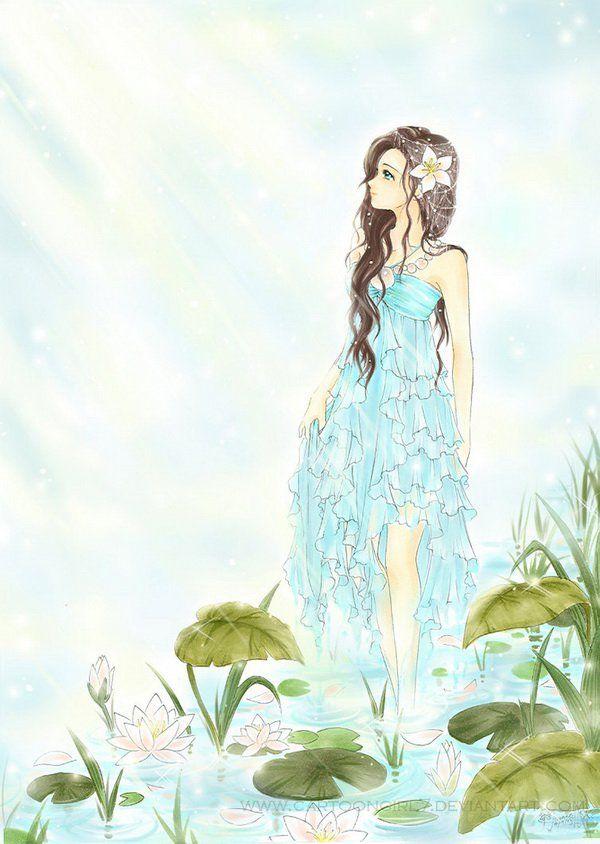 Anime Illustrations by Cartoongirl7   Showcase of Art & Design