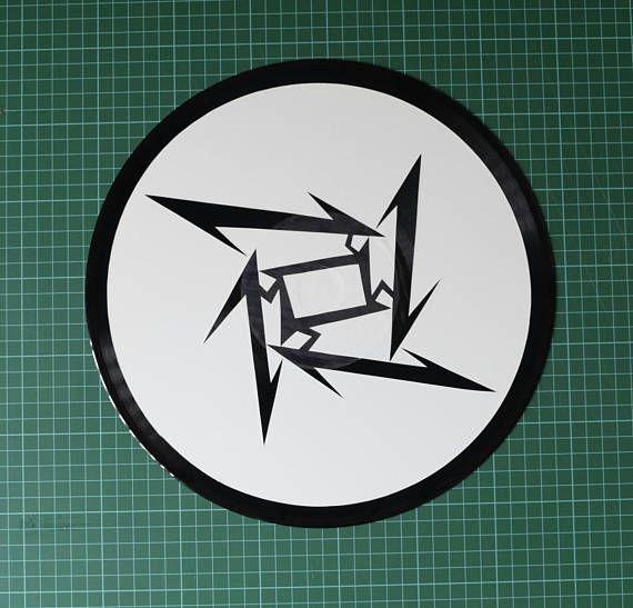 Disco de Acetato Personalizado. Metallica