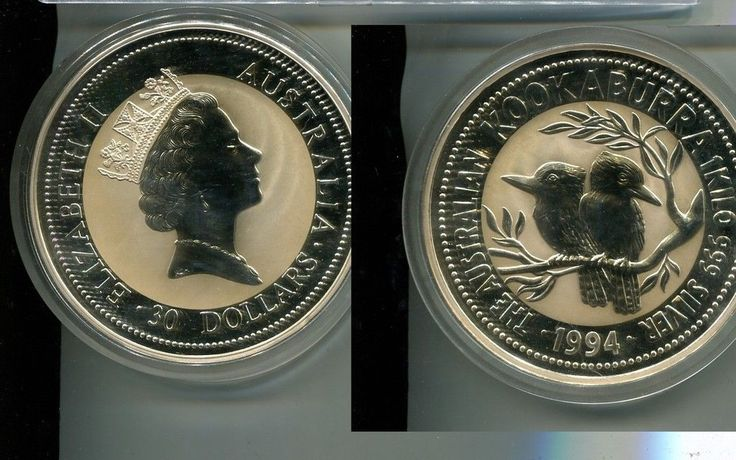 #New post #AUSTRALIA $30 1994 KOOKABURRA 1 KILO .999 FINE SILVER COIN  http://i.ebayimg.com/images/g/cCQAAOSwZQRYeok-/s-l1600.jpg      Item specifics     Coin:   Australian Kookaburra   Precious Metal Content per Unit:   1 kg      AUSTRALIA $30 1994 KOOKABURRA 1 KILO .999 FINE SILVER COIN  Price : 749.00  Ends on : 36 mins  View on eBay  Post ID is empty in... https://www.shopnet.one/australia-30-1994-kookaburra-1-